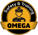 Omega Safety and Training Logo in East Hanover NJ